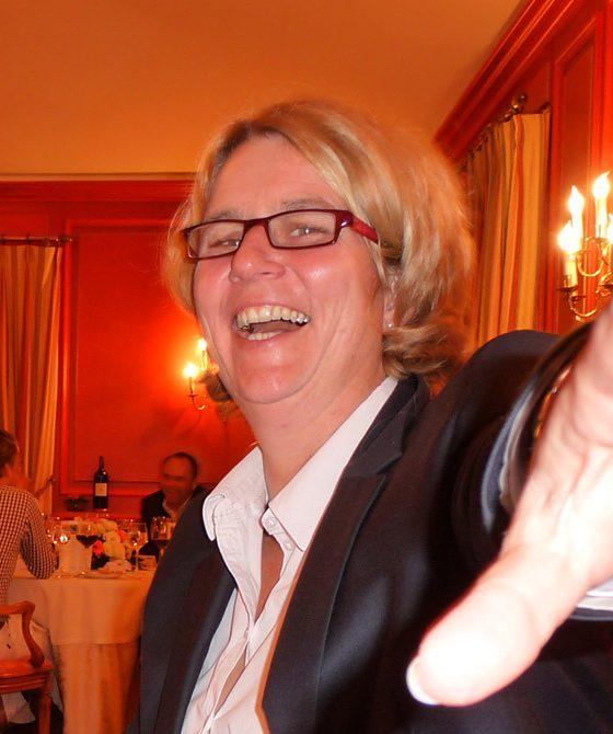 Annette Moog ist vor Ort immer an Ihrer Seite