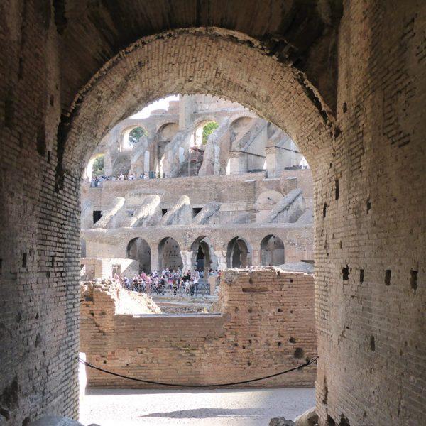 Recherche: Passt ein Besuch im Kolosseum in den Veranstaltungsablauf?