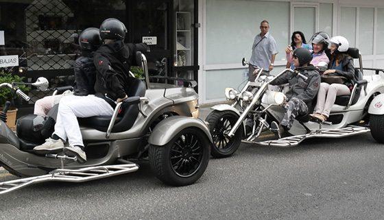 Transfer, Ausflug mit Trikes, Mallorca, Spanien